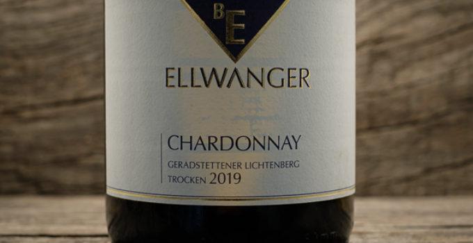 Chardonnay Geradstettener Lichtenberg 2019 – Bernhard Ellwanger