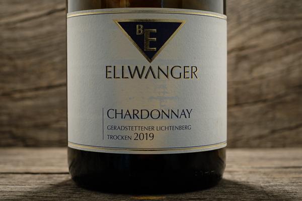Chardonnay Geradstettener Lichtenberg 2019 - Bernhard Ellwanger