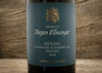 Riesling Schnaiter Altenberg GG 2018 – Jürgen Ellwanger