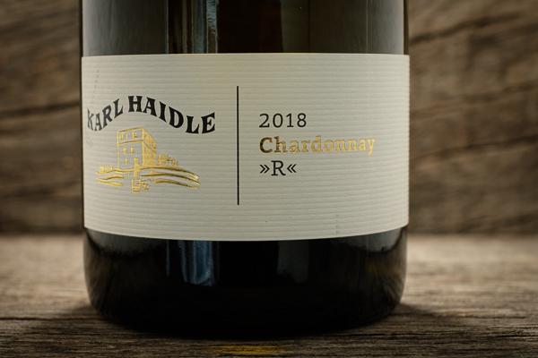 Chardonnay R 2018 - Karl Haidle