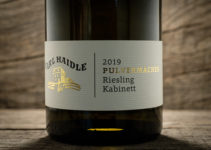 Stettener Pulvermächer Riesling Kabinett 2019 – Karl Haidle