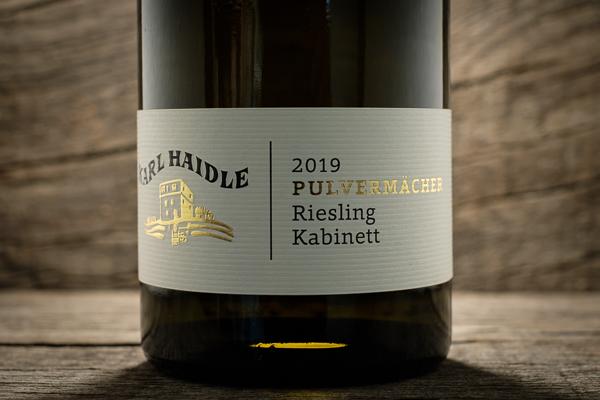 Pulvermächer Riesling Kabinett 2019 - Karl Haidle