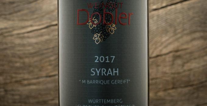 Syrah 2017 – Weingut Dobler