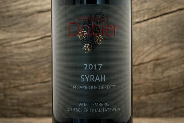 Syrah 2017 - Weingut Dobler