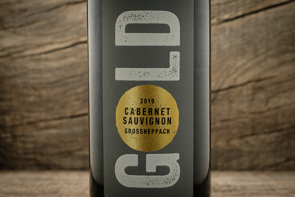 Cabernet Sauvignon Grossheppach 2018 - Weingut Gold