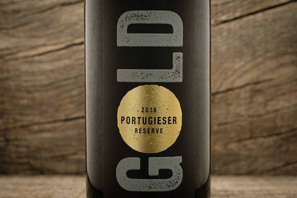 Portugieser Reserve 2018 - Weingut Gold