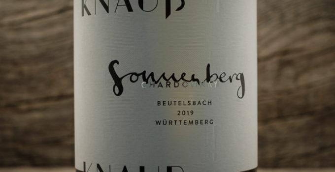Chardonnay Sonnenberg Beutelsbach 2019 – Weingut Knauß