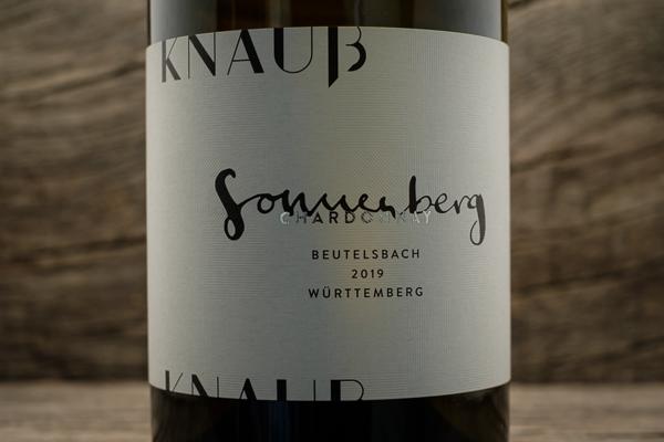 Chardonnay Sonnenberg Beutelsbach 2019 - Weingut Knauß