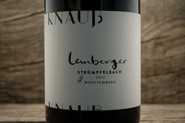 Lemberger Strümpfelbach 2017 - Weingut Knauß