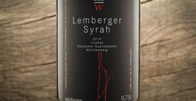 Lemberger Syrah 2018 – Weingut Mödinger