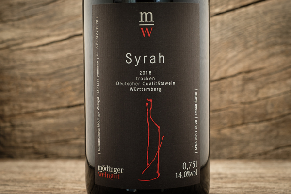 Syrah 2018 - Weingut Mödinger