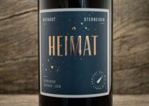 Heimat Lemberger 2018 Blue Label – Weingut Sterneisen