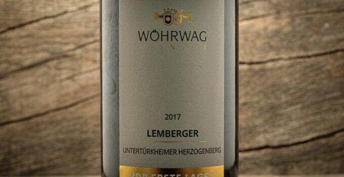 Lemberger Untertürkheimer Herzogenberg 2017 – Weingut Wöhrwag