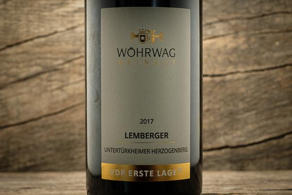 Lemberger Untertürkheimer Herzogenberg 2017 - Weingut Wöhrwag