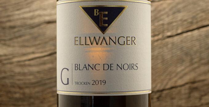 Blanc de Noirs G 2019 – Weingut Bernhard Ellwanger
