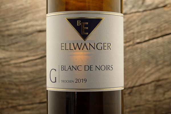 Blanc de Noirs G 2019 - Bernhard Ellwanger