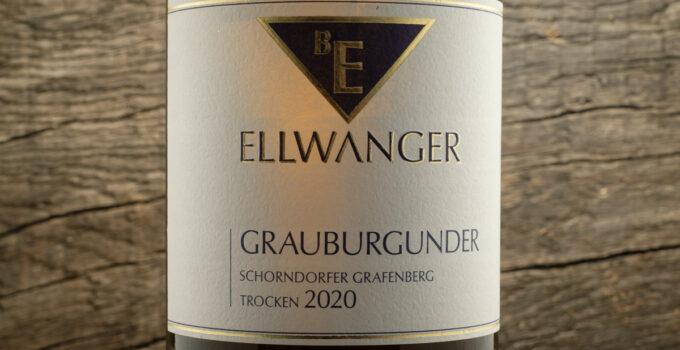 Grauburgunder Schorndorfer Grafenberg 2020 – Weingut Bernhard Ellwanger