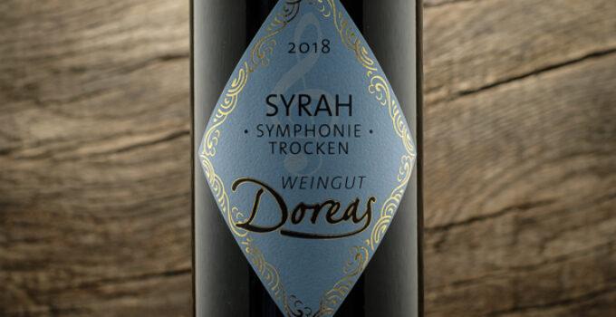 Syrah Symphonie 2018 – Weingut Doreas