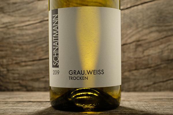 GRAU.WEISS 2019 - Weingut Schnaitmann