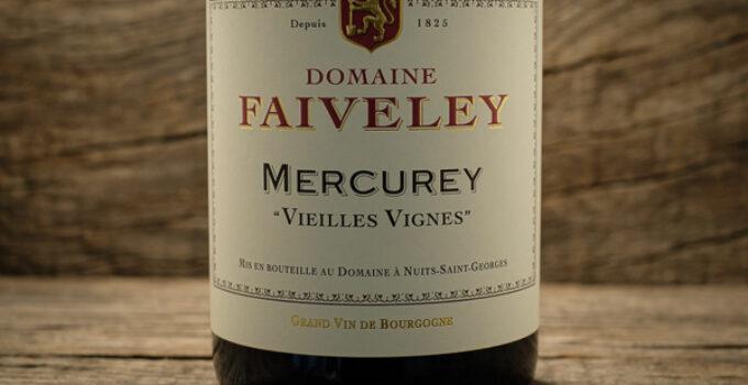 Mercurey Vieilles Vignes 2019 – Domaine Faiveley