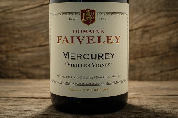 Mercurey Vielles Vignes 2019 - Domaine Faiveley