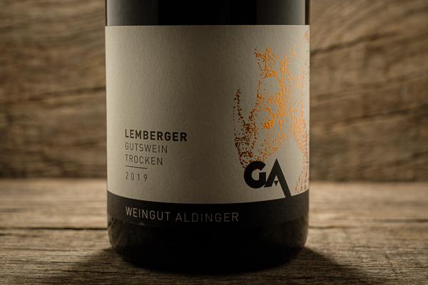 Nashorn Lemberger Gutswein 2019 - Weingut Aldinger