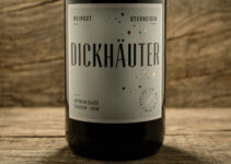 Dickhäuter Rotwein Cuveé 2019 – Weingut Sterneisen