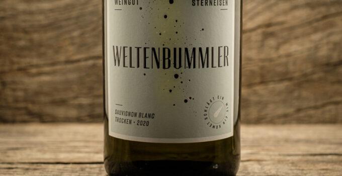 Weltenbummler Sauvignon blanc 2020 – Weingut Sterneisen