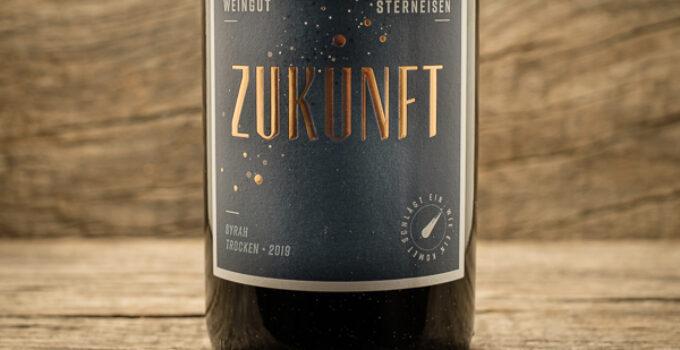 Zukunft Syrah trocken 2019 – Weingut Sterneisen